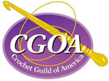 Crochet Guild of America Logo