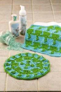 Tentacle Stitch Spa Cloths