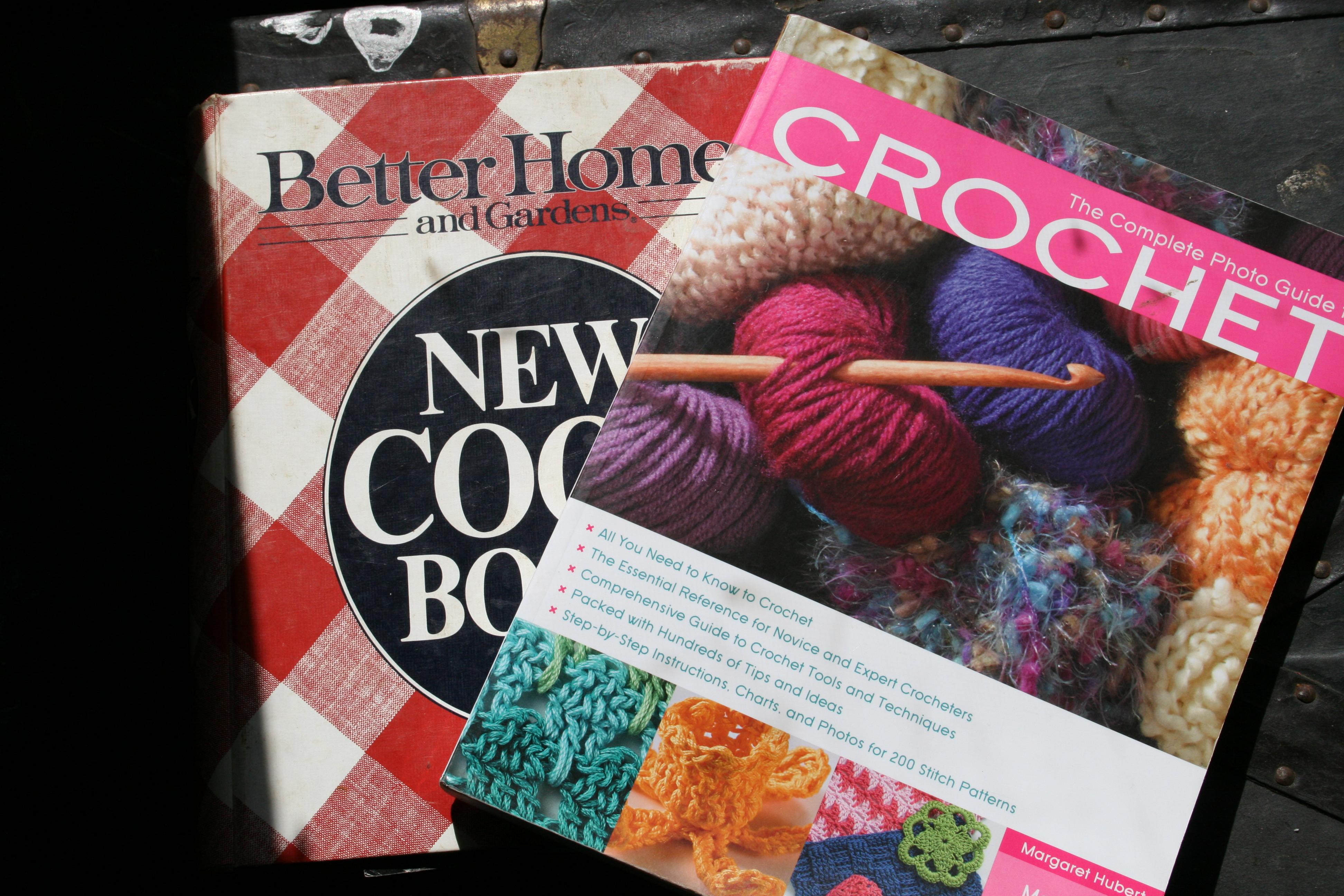 Reading A Pattern Linda Dean Crochet