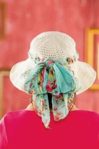 Grace in the Garden Sun Hat 2