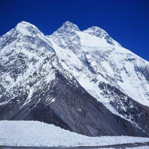 Mountain in Himalayas