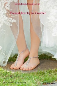 Silver Barefoot Sandal-001