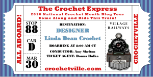 linda.dean.crochet.express.ticket