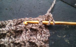 Front post double crochet www.lindadeancrochet.com
