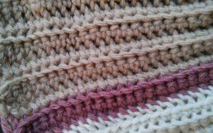 Deramores Vintage Chunky yarn. Www.lindadeancrochet.com