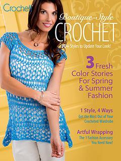 Crisscross Mesh- The Easy Top - Linda Dean CrochetLinda Dean Crochet