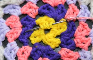 Fixing Disintegrating crochet stitches